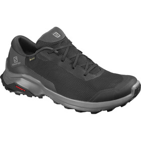Salomon X Reveal GTX Sko Herrer, black/phantom/magnet